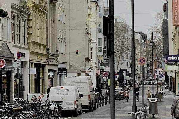 Umgestaltung der Kölner Ehrenstraße - Bild 1