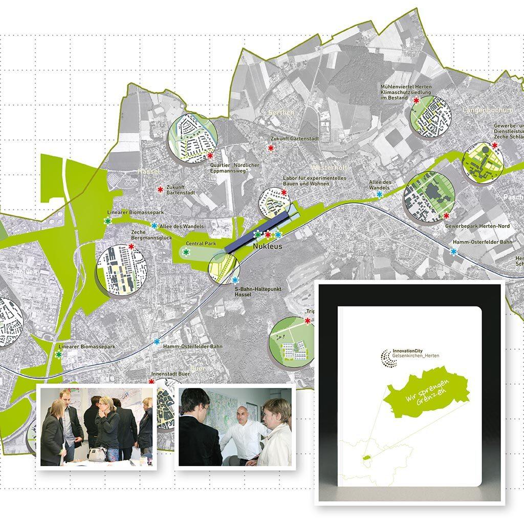 Innovation City Gelsenkirchen_Herten - Bild 1