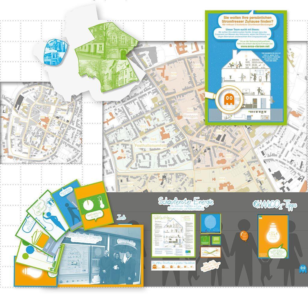 Sanierungsmanagement für zwei Quartiere in Viersen - Bild 1