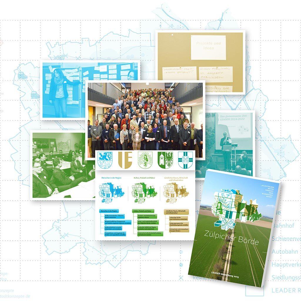 LEADER Zülpicher Börde – Integriertes Regionales Entwicklungskonzept - Bild 1